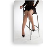 Glamour legs 7 Canvas Print