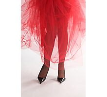 Glamour legs 14 Photographic Print