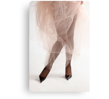 Glamour legs 15 Canvas Print