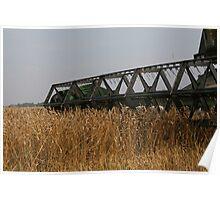 Harvesting Poster