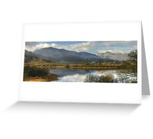 Elterwater and Lingmoor Fell Greeting Card
