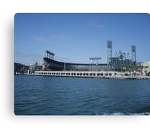 Giants stadium Canvas Print