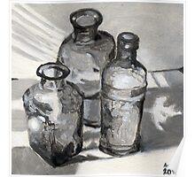 Torrit Bottles I Poster