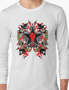 Revolution theme 2 Long Sleeve T-Shirt