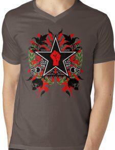 Revolution theme 2 Mens V-Neck T-Shirt