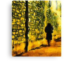 What Would Vincent Think Canvas Print