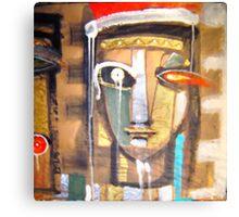 masks of night skies 1 Canvas Print