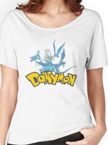 Danymon Women's Relaxed Fit T-Shirt