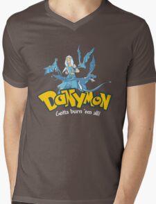 Danymon Mens V-Neck T-Shirt