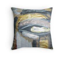 masks of night skies 4 Throw Pillow