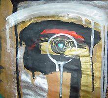 masks of night skies 5 by arteology