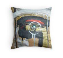 masks of night skies 5 Throw Pillow