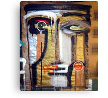 masks of night skies 6 Canvas Print