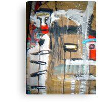 masks of night skies 8 Canvas Print