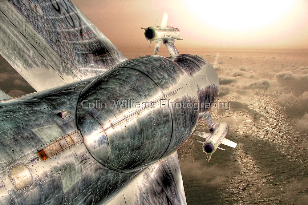 Top Gun UK - HDR by Colin  Williams Photography