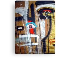 masks of night skies 13 Canvas Print
