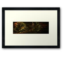 Fingers Framed Print