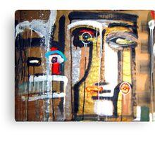 masks of night skies 14 Canvas Print