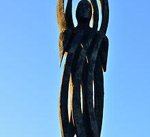 Tree Angel by Stephen Frost