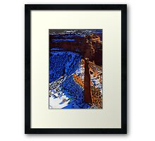 Wings over the Canyonlands Framed Print