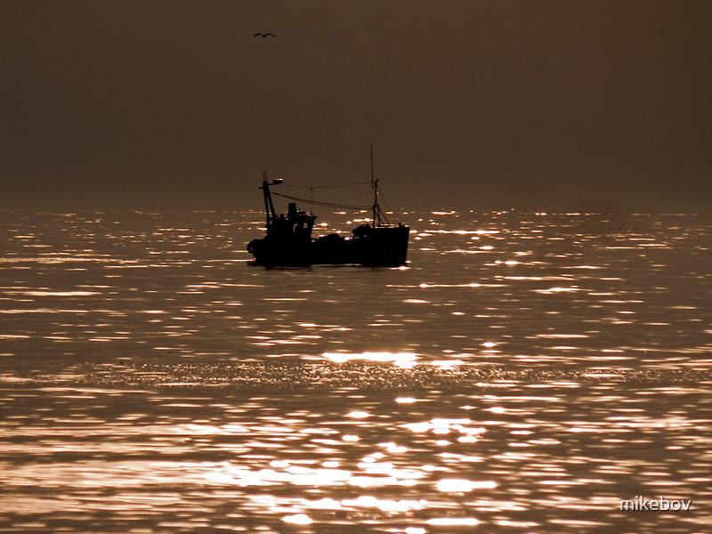 Sea Mist by mikebov