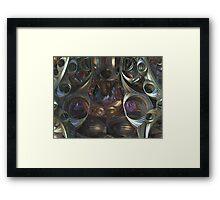 Inner Workings Framed Print