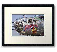 PANCHITO Framed Print