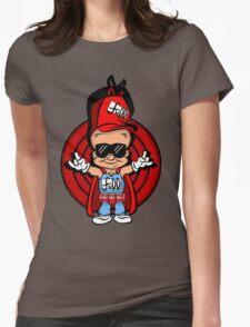 Fudd Man! Womens Fitted T-Shirt
