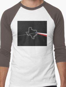 Dark Side of Texas Men's Baseball ¾ T-Shirt