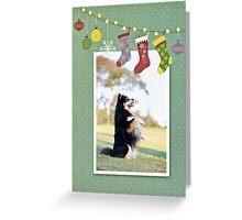 Christmas Card No 19 Greeting Card