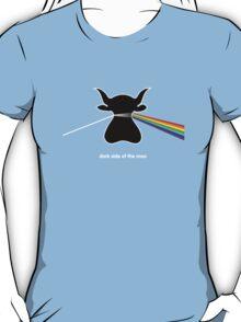 Dark Side of the Moo - T shirt T-Shirt