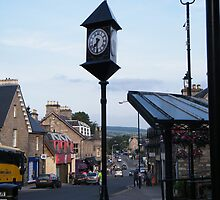 Pitlochry, Scotland by ElsT