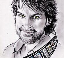 Peter Jackson portrait by jos2507
