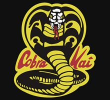 Cobra Kai by Geek-Chic