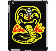 Cobra Kai iPad Case/Skin