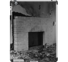 Stark Fireplace iPad Case/Skin