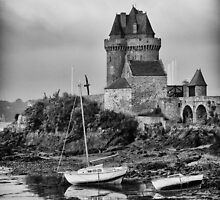 Tour Solidor, Saint Servan by Ann Garrett