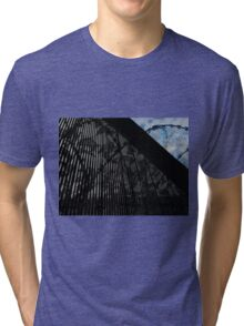 Keeping Our Skies Safe And Secure Tri-blend T-Shirt