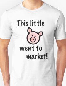 This little piggy... T-Shirt