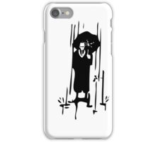 RainMan iPhone Case/Skin