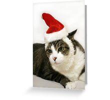I Need a New Job (Christmas Collection) Greeting Card