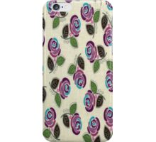 Purple Flower Iphone Skin iPhone Case/Skin