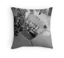 Picked-up. Throw Pillow