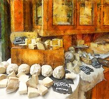 The Cheesemonger by PictureNZ