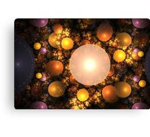 Conglomeration Canvas Print