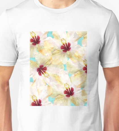 Hibiscus on Steroids #redbubble Unisex T-Shirt