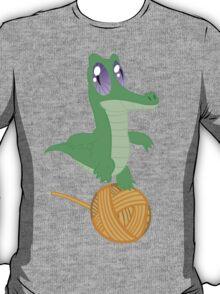 Fluttershy's Pet Alligator, Gummy! T-Shirt