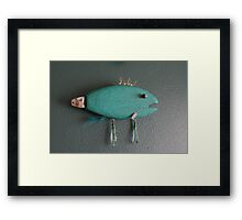 Keychain Fish 6 of 14 (SOLD) Framed Print