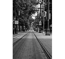 Memphis Trolley  Photographic Print