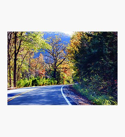 Autumn Country Photographic Print